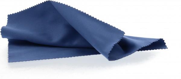 Microfasertuch blau von Victoria Etuis