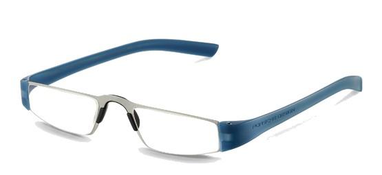 Lesebrille Porsche Design Reading Tool P8801 silver blue