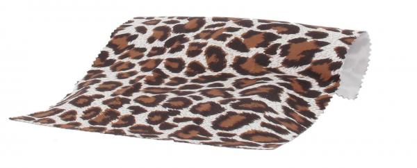 Brillenputztuch Safari Leopard