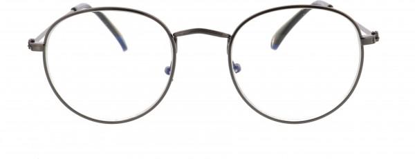 Blaulichtfilter Brille Unisex Metall gun von Montana Eyewear