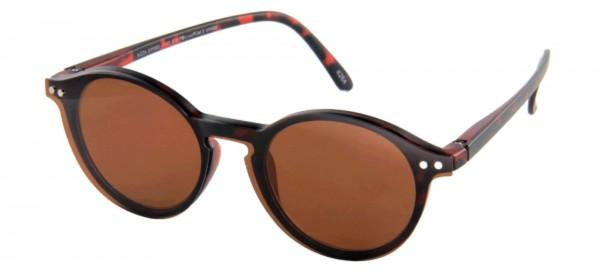 Sonnenlesebrille Nizza Unisexbrille havanna