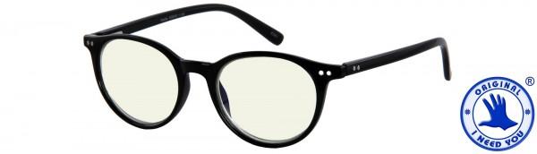 Computerbrille Bluebreaker Panto schwarz