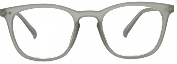 Lesebrille Tailor mit Soft Touch Oberfläche in grau für Damen und Herren
